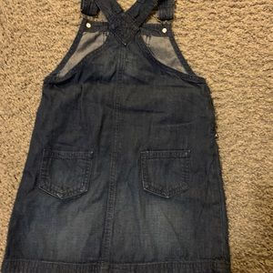 Dress Overalls Kids size 5